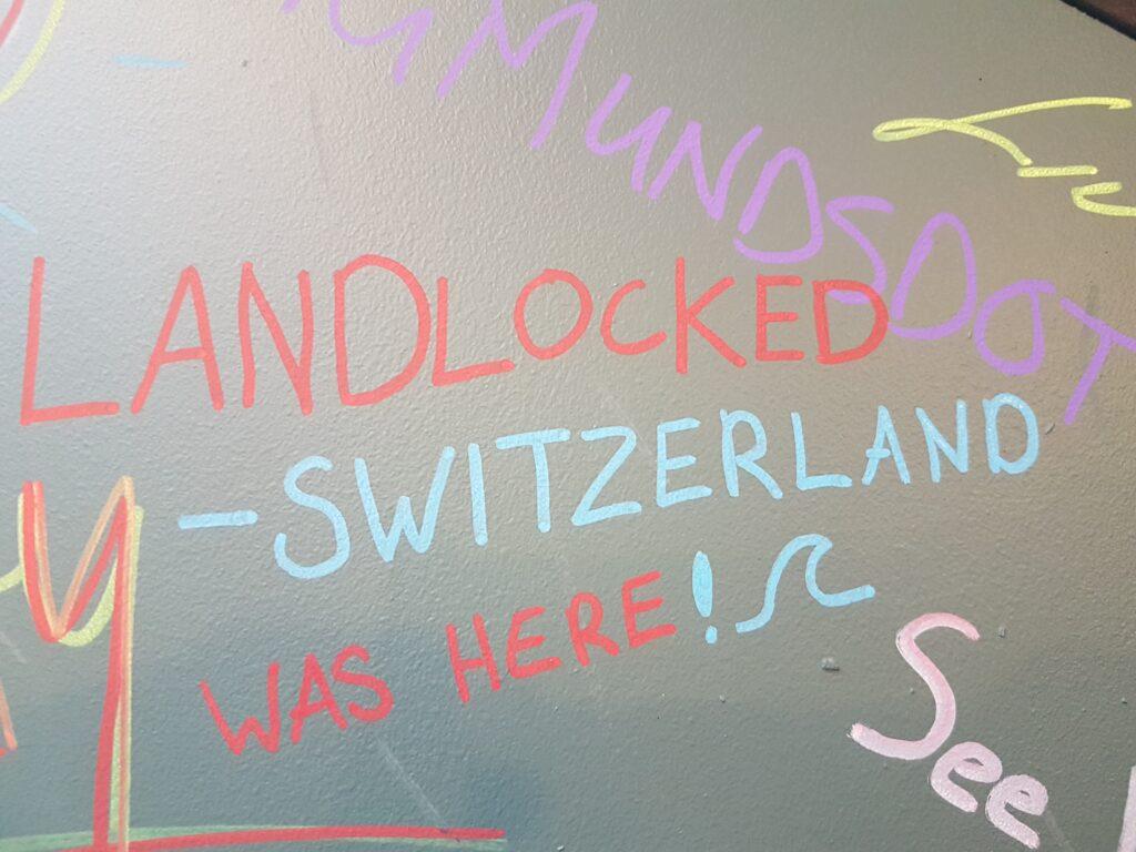 Landlocked was here