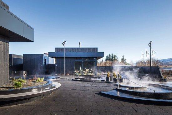 Das Spa Krauma – Reykholt in Island